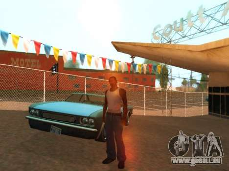 ENB by Robert für GTA San Andreas her Screenshot