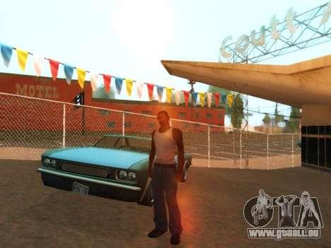 ENB by Robert pour GTA San Andreas quatrième écran