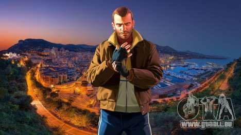 Laden Bildschirme, Französisch Riviera für GTA 4