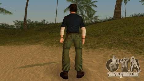 Kurtis Trent v.2 GTA Vice City pour la troisième écran