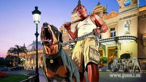 Laden Bildschirme, Französisch Riviera für GTA 4 fünften Screenshot