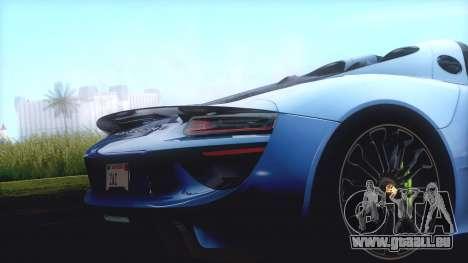 GTA SA ENB - Z.A. Project 2015 für GTA San Andreas elften Screenshot