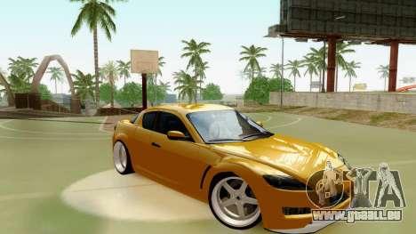 ENB Kenword Try für GTA San Andreas fünften Screenshot