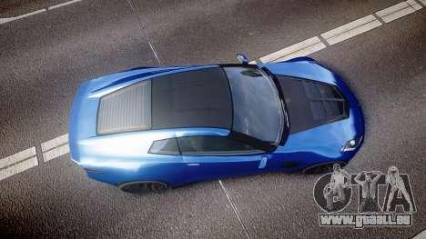 GTA V Invetero Coquette für GTA 4 rechte Ansicht