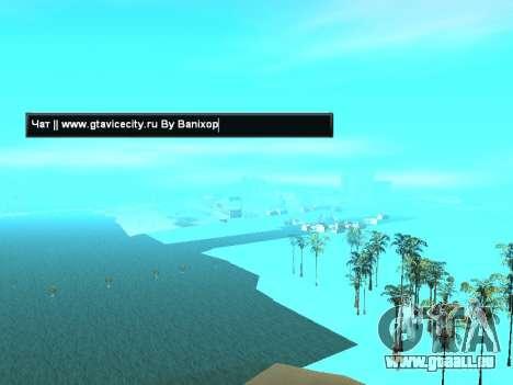 SampGUI Flagge Der Ukraine für GTA San Andreas zweiten Screenshot