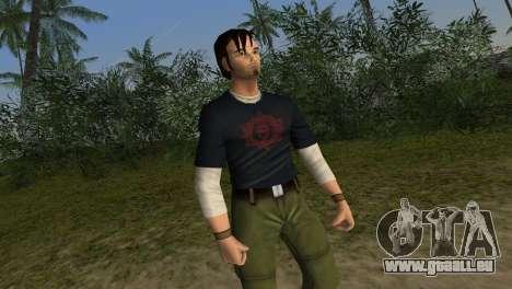 Kurtis Trent v.2 pour GTA Vice City cinquième écran