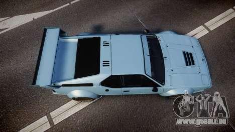 BMW M1 [EPM] pour GTA 4 est un droit