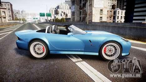 Bravado Banshee Viper für GTA 4 linke Ansicht