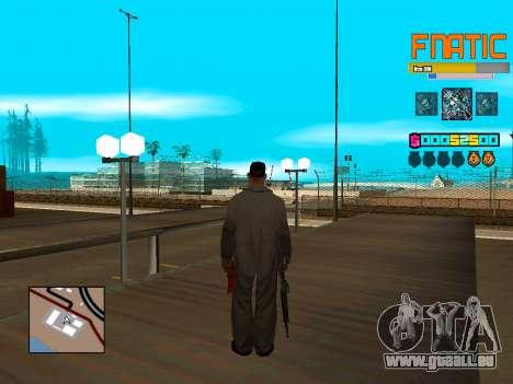 C-HUD Fnatic pour GTA San Andreas