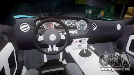 Ford GT 2005 [EPM] Gulf für GTA 4 Seitenansicht