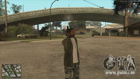 M9 Killing Floor für GTA San Andreas dritten Screenshot