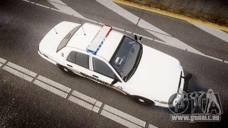 Ford Crown Victoria LCSO [ELS] Edge für GTA 4 rechte Ansicht
