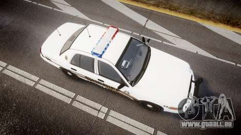 Ford Crown Victoria LCSO [ELS] Edge für GTA 4
