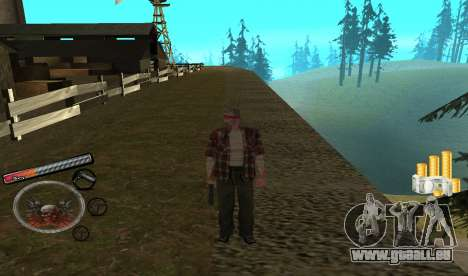 C-HUD Money für GTA San Andreas dritten Screenshot