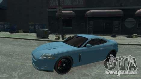 Jaguar XK v.2.0 pour GTA 4