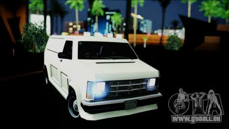 Burrito eXqable Customs pour GTA San Andreas