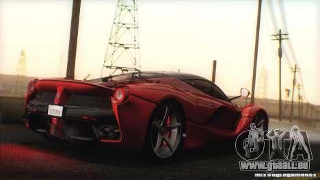 GTA SA ENB - Z.A. Project 2015 pour GTA San Andreas quatrième écran