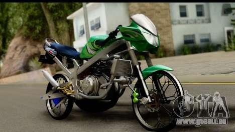 Kawasaki Ninja R Drag für GTA San Andreas