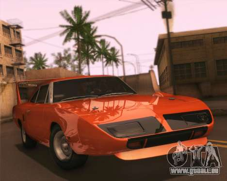 iPrend ENB Series v1.3 Final für GTA San Andreas achten Screenshot