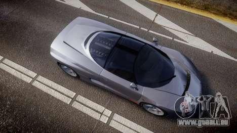 BMW Italdesign Nazca C2 v5.1 pour GTA 4 est un droit