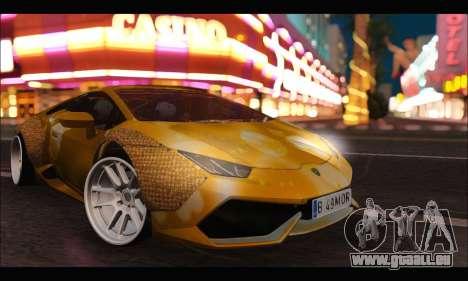 Lamborghini Huracan LB Solar für GTA San Andreas