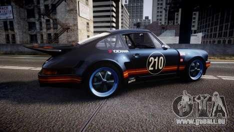 Porsche 911 Carrera RSR 3.0 1974 PJ210 pour GTA 4 est une gauche