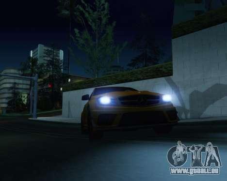 ENB by Robert v8.3 pour GTA San Andreas septième écran