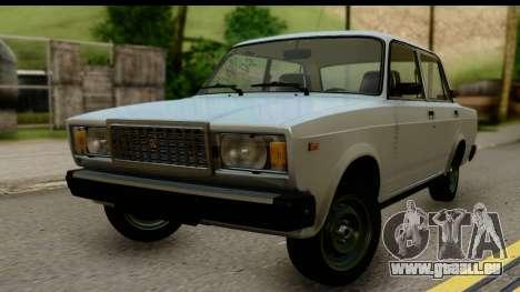 VAZ 2107 Flux pour GTA San Andreas