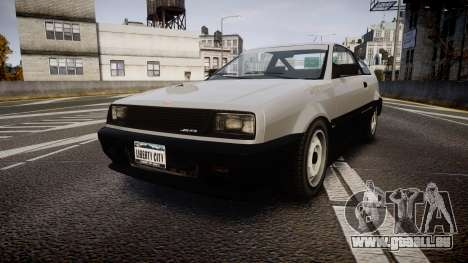 Dinka Blista Compact ST für GTA 4