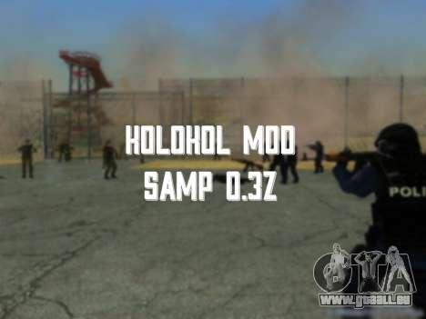 La cloche sur la peau de 0,3 z pour GTA San Andreas
