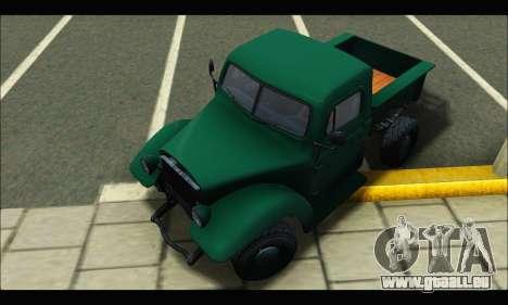 Rat Loader (GTA V) pour GTA San Andreas vue arrière