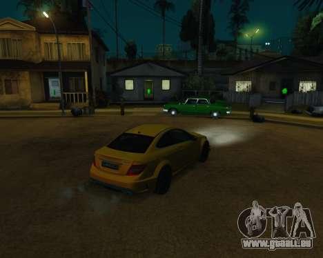ENB by Robert v8.3 pour GTA San Andreas neuvième écran
