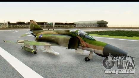 F-4 Vietnam War Camo für GTA San Andreas