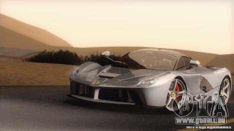 GTA SA ENB - Z.A. Project 2015 pour GTA San Andreas troisième écran