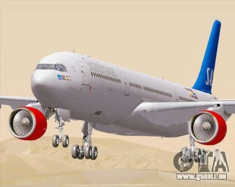 Airbus A330-300 Scandinavian Airlines für GTA San Andreas