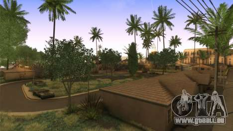 iPrend ENB Series v1.3 Final pour GTA San Andreas neuvième écran