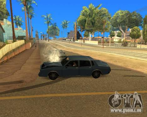 Ledios New Effects für GTA San Andreas elften Screenshot