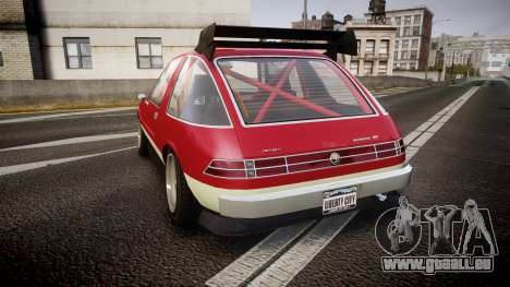 Declasse Rhapsody Camber für GTA 4