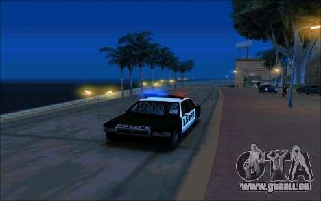 Ivy ENB June pour GTA San Andreas troisième écran