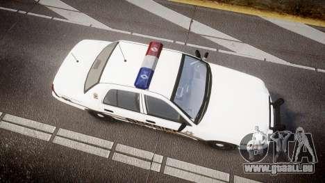 Ford Crown Victoria LCSO [ELS] MX7000 für GTA 4