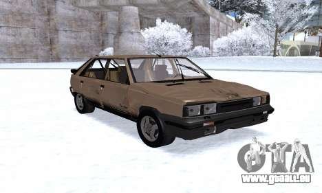 Renault 11 Turbo Phase I 1984 für GTA San Andreas