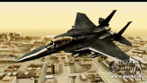 F-15 Razgriz für GTA San Andreas