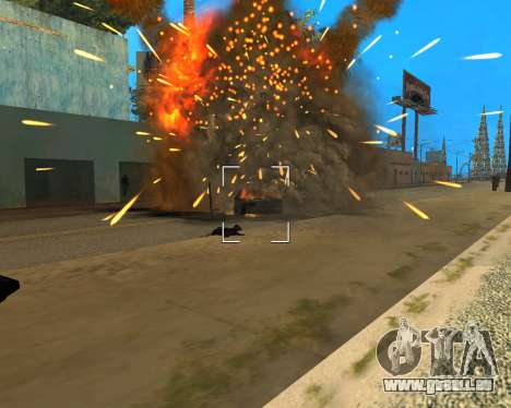 Ledios New Effects für GTA San Andreas fünften Screenshot