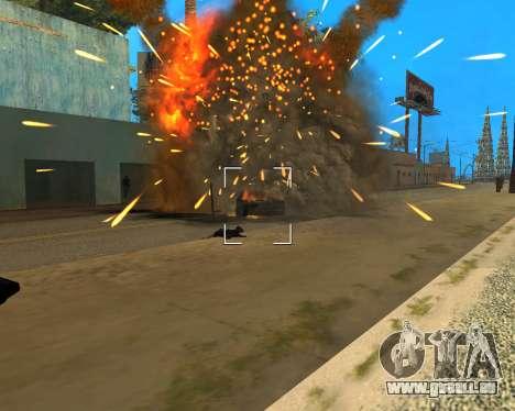 Ledios New Effects pour GTA San Andreas cinquième écran