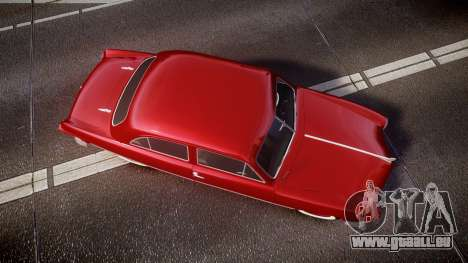 Ford Custom Tudor 1949 pour GTA 4 est un droit
