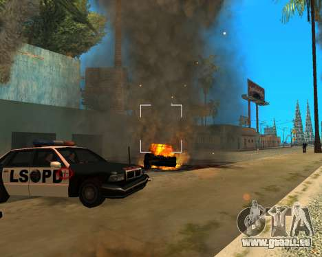 Ledios New Effects pour GTA San Andreas sixième écran