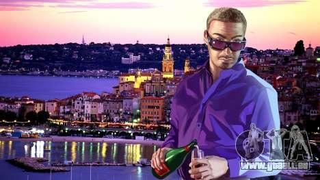 Laden Bildschirme, Französisch Riviera für GTA 4 achten Screenshot