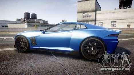 GTA V Invetero Coquette für GTA 4 linke Ansicht