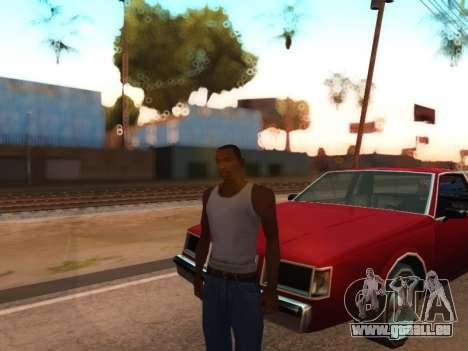 ENB by Robert pour GTA San Andreas