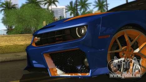 iPrend ENB Series v1.3 Final pour GTA San Andreas deuxième écran